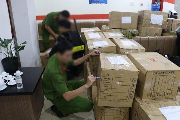Sau 3 ngày, gần 1.000 khách hàng tới công an tố cáo công ty Alibaba lừa đảo - ảnh 2
