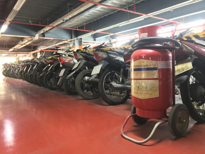 Hàng trăm xe máy 'nằm vạ' nhiều năm ở sân bay Tân Sơn Nhất - ảnh 8