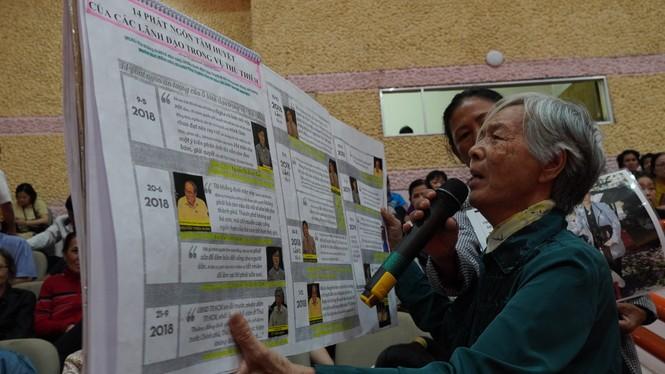 Ban Dân nguyện Quốc hội sẽ giám sát  khiếu nại về Thủ Thiêm - ảnh 3