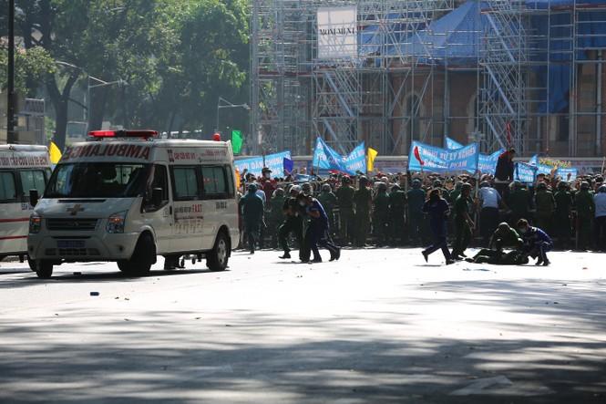 Nếu khủng bố tấn công TPHCM: Lực lượng chức năng xử lý thế nào? - ảnh 3