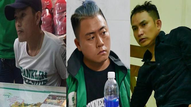 Triệt phá đường dây vận chuyển ma túy từ Campuchia về TPHCM - ảnh 1