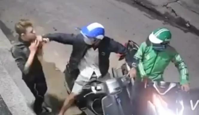 Nghi phạm cướp xe Vespa bị bắt sau gần một năm gây án - ảnh 1