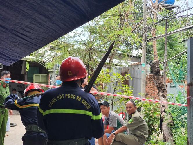 3 người trong gia đình tử vong trong đám cháy ở TPHCM - ảnh 2