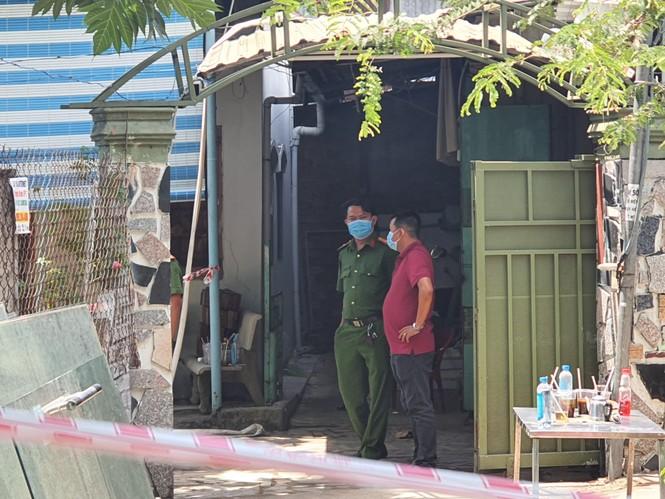 3 người trong gia đình tử vong trong đám cháy ở TPHCM - ảnh 1