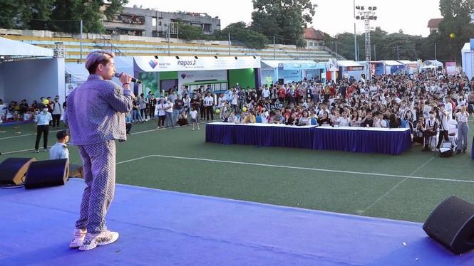 Tiếp đà ưu đãi, Sóng Festival hấp dẫn trong ngày cuối sự kiện - ảnh 3