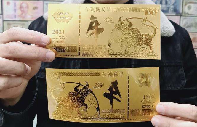 Săn tiền 'trâu vàng' tài lộc độc lạ chơi Tết Tân Sửu - ảnh 2