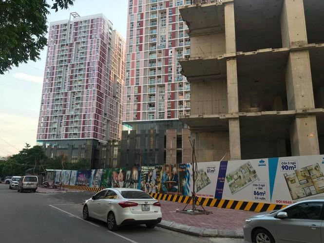 Bên trong Usilk City, khu căn hộ bỏ hoang 'khủng' nhất Hà Nội - ảnh 7