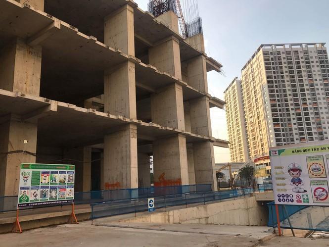 Bên trong Usilk City, khu căn hộ bỏ hoang 'khủng' nhất Hà Nội - ảnh 9