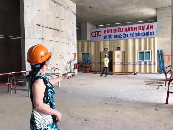 Bên trong Usilk City, khu căn hộ bỏ hoang 'khủng' nhất Hà Nội - ảnh 10