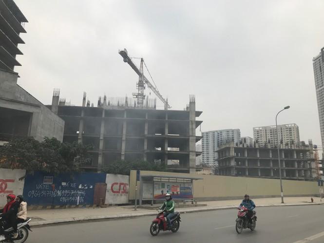 Bên trong Usilk City, khu căn hộ bỏ hoang 'khủng' nhất Hà Nội - ảnh 5