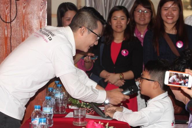 Cha con Hoàng Bách và loạt sao Việt kêu gọi bình đẳng giới - ảnh 5