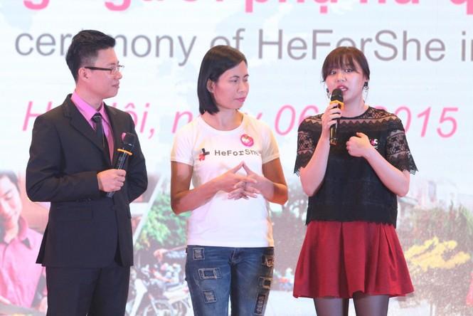 Cha con Hoàng Bách và loạt sao Việt kêu gọi bình đẳng giới - ảnh 9