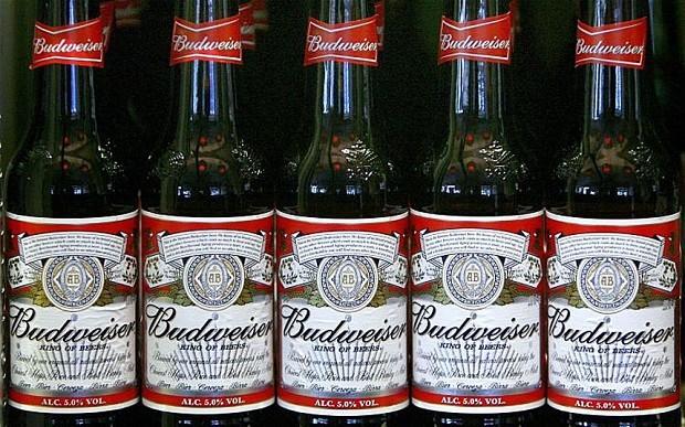 Thương vụ 160 tỷ USD sáp nhập hai hãng bia thế giới - ảnh 1