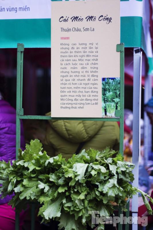 Người Hà Nội đội mưa rét đi chợ ở… bảo tàng - ảnh 15