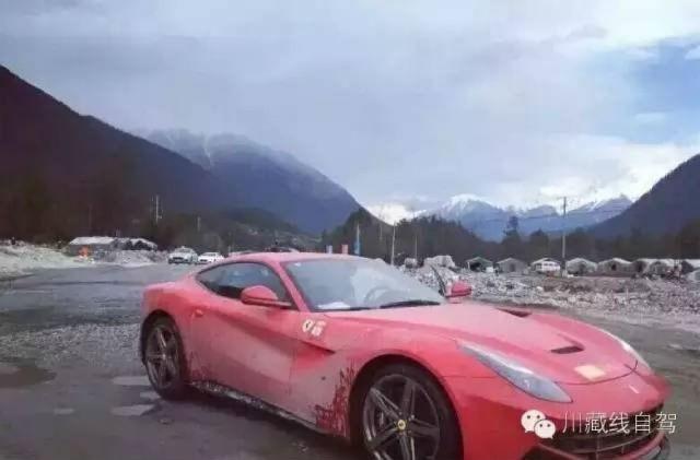 Cưỡi Ferrari 20 tỉ trên cung đường nguy hiểm nhất Trung Quốc - ảnh 12