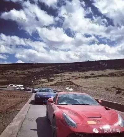 Cưỡi Ferrari 20 tỉ trên cung đường nguy hiểm nhất Trung Quốc - ảnh 1