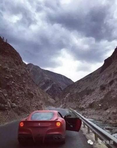 Cưỡi Ferrari 20 tỉ trên cung đường nguy hiểm nhất Trung Quốc - ảnh 9