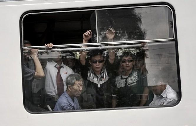 Nhìn gần cuộc sống đời thường ở Triều Tiên - ảnh 9