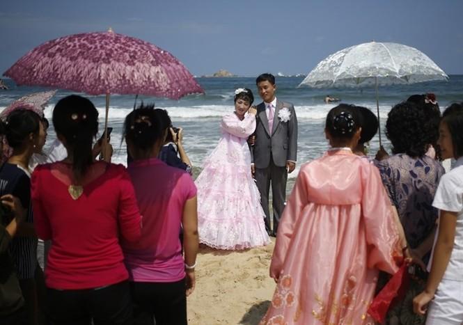 Nhìn gần cuộc sống đời thường ở Triều Tiên - ảnh 11