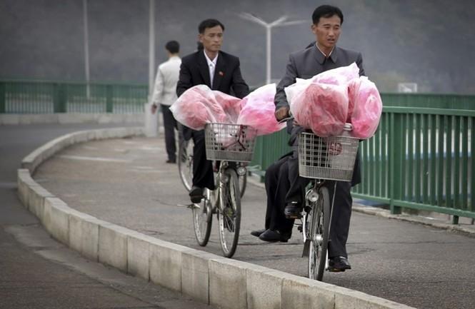 Nhìn gần cuộc sống đời thường ở Triều Tiên - ảnh 12
