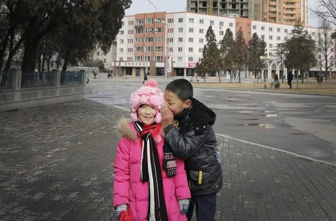 Nhìn gần cuộc sống đời thường ở Triều Tiên - ảnh 14