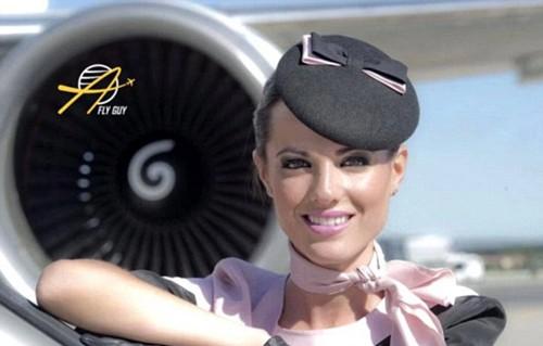 Tiếp viên của hãng hàng không nào gợi cảm nhất thế giới? - ảnh 3