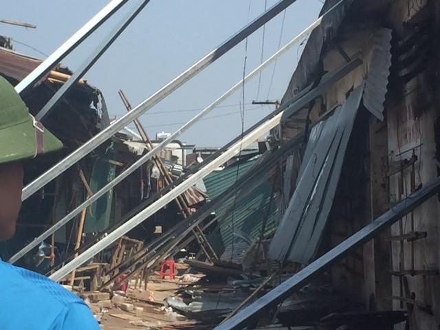 Hàng trăm tỷ hóa tro than trong vụ cháy chợ ở Hà Tĩnh - ảnh 3