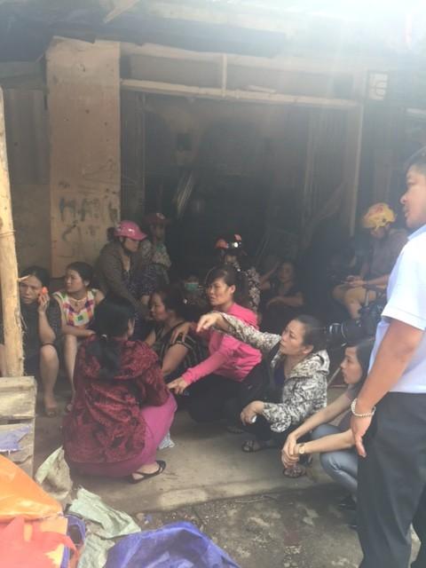 Hàng trăm tỷ hóa tro than trong vụ cháy chợ ở Hà Tĩnh - ảnh 6