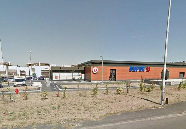 Bắt giữ nghi phạm xả súng ở siêu thị Pháp - ảnh 1