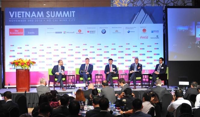 Vietcombank đồng hành cùng Hội nghị Kinh tế đối ngoại năm 2016 - ảnh 2