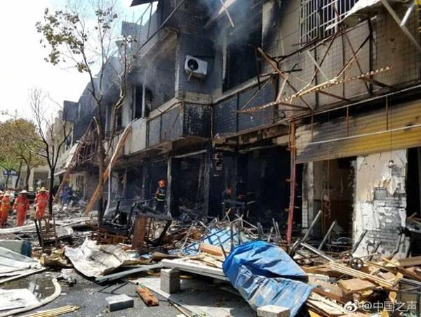 Tiệm mì nổ như bom, 57 người thương vong - ảnh 4