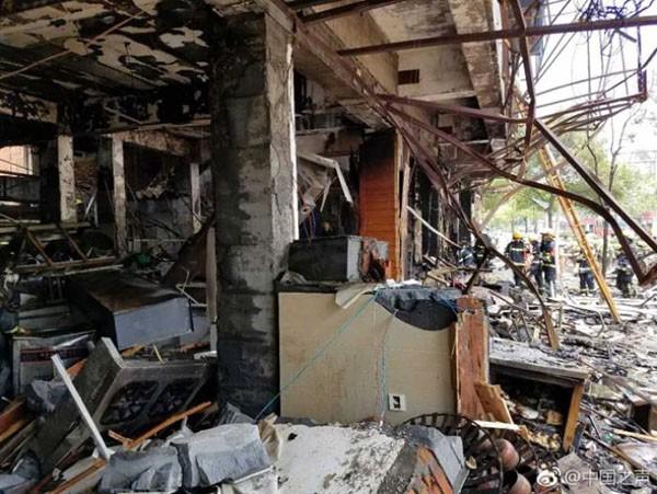 Tiệm mì nổ như bom, 57 người thương vong - ảnh 9