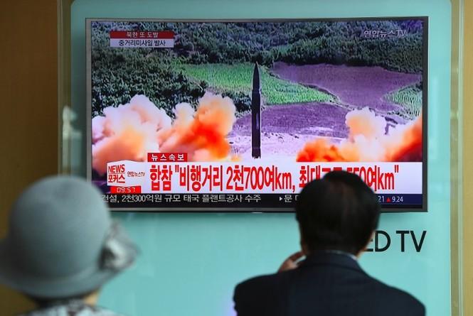 Thế giới tuần qua: Nga - Mỹ xung đột, Triều Tiên diễn biến khó lường - ảnh 1