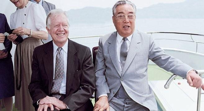 Mỹ: Cựu Tổng thống 93 tuổi sẵn sàng đến Triều Tiên đàm phán nếu cần - ảnh 1