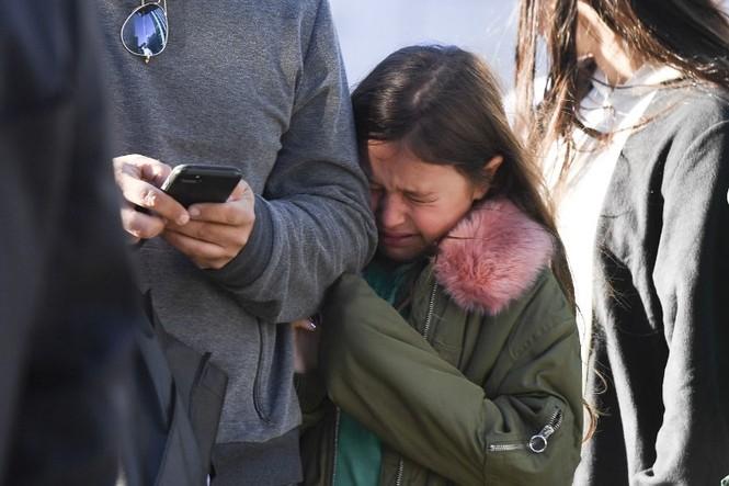 Hiện trường vụ khủng bố New York khiến 8 người thiệt mạng - ảnh 11