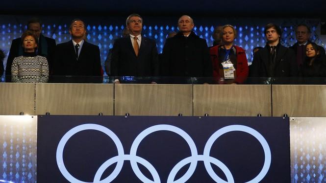 Ông Putin tiết lộ chuyện 'không tặc' suýt tấn công Olympic Sochi - ảnh 1