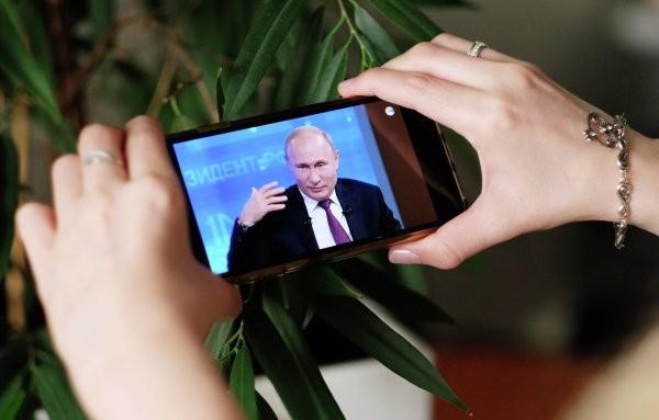 Ông Putin: Mỹ tấn công Huawei nhằm cản bước tiến của Trung Quốc - ảnh 4