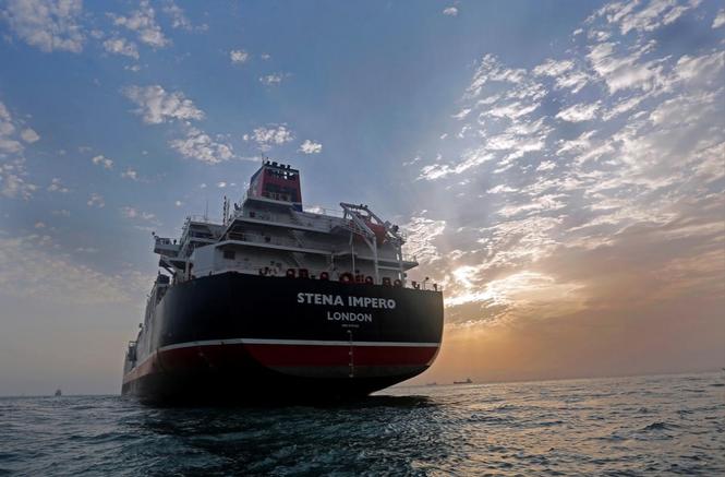 Chuyên gia phơi bày ý đồ của Iran khi bắt giữ tàu dầu Anh - ảnh 2