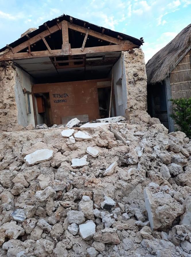 Philippines: Ba trận động đất liên tiếp, gần 70 người thương vong - ảnh 5