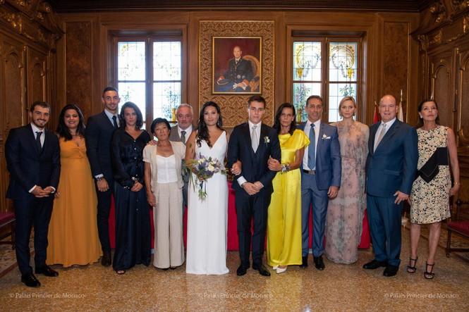 Chân dung nàng dâu gốc Việt yêu kiều của Hoàng gia Monaco - ảnh 11