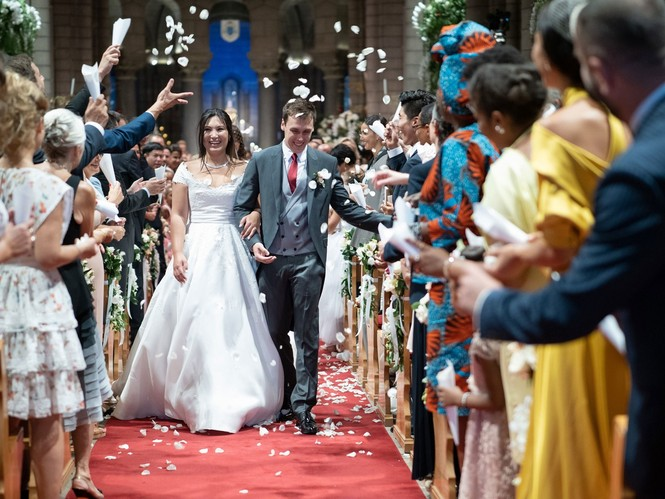 Chân dung nàng dâu gốc Việt yêu kiều của Hoàng gia Monaco - ảnh 8