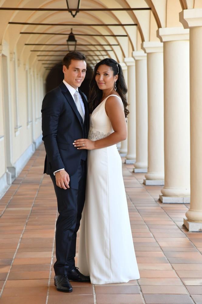 Chân dung nàng dâu gốc Việt yêu kiều của Hoàng gia Monaco - ảnh 4