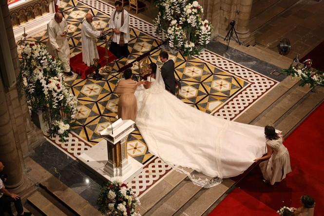 Chân dung nàng dâu gốc Việt yêu kiều của Hoàng gia Monaco - ảnh 1