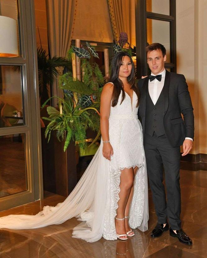 Chân dung nàng dâu gốc Việt yêu kiều của Hoàng gia Monaco - ảnh 2
