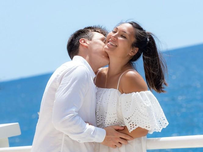 Chân dung nàng dâu gốc Việt yêu kiều của Hoàng gia Monaco - ảnh 12