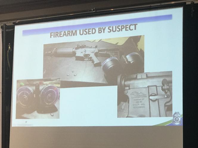 Xả súng quán bar Mỹ: Nghi phạm mang 100 viên đạn, bắn chết cả em gái - ảnh 1