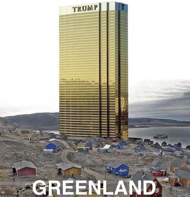 Tổng thống Trump hứa sẽ không làm điều này nếu mua Greenland - ảnh 1