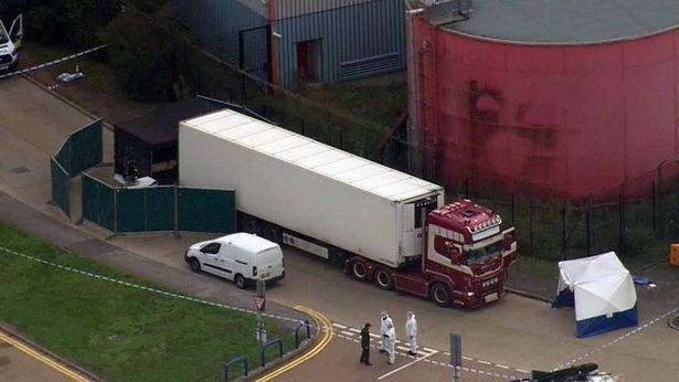 Nụ cười máu lạnh của kẻ buôn người sau vụ phát hiện 39 thi thể trong container - ảnh 3