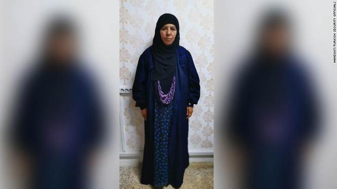 Thổ Nhĩ Kỳ bắt được vợ thủ lĩnh IS nhưng không khoe khoang như Mỹ - ảnh 1