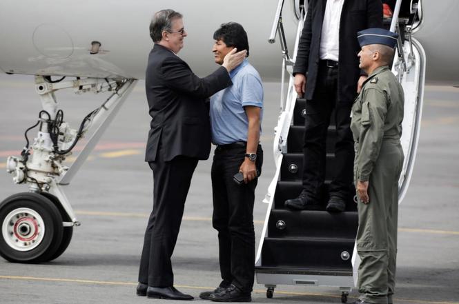 Gian nan đường đến Mexico tị nạn của cựu Tổng thống Bolivia - ảnh 3